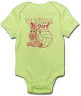 CafePress - Volleyball Girl Body Suit - Cute Infant Bodysuit Baby Romper