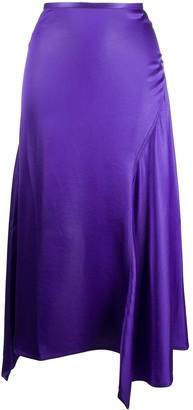 Acne Studios Asymmetric Hem Skirt
