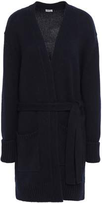 Filippa K Belted Wool Cardigan