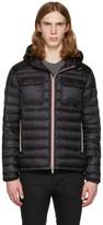 Moncler Black Down Douret Jacket