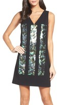 Vera Wang Women's Sequin Shift Dress