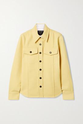 Meryll Rogge Twill Shirt - Yellow