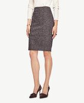 Ann Taylor Tall Glen Plaid Pencil Skirt
