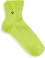 Dueple Rib Ankle Socks