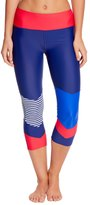 Body Glove Breathe Women's Victory Champ Hybrid Capri Legging 8143527