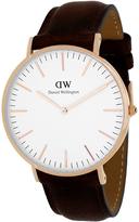 Daniel Wellington Classic Bristol Collection 0109DW Men's Analog Watch