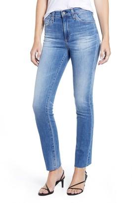 AG Jeans Mari Straight Leg Jeans