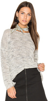 Joie Persis Sweater in Light Gray
