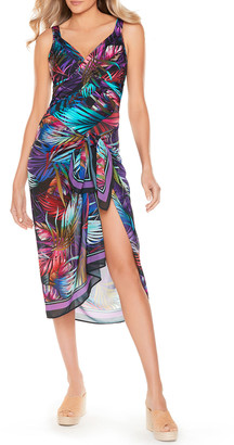 Miraclesuit Mystical Palms Coverup Pareo