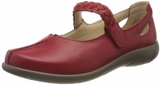 Hotter Women's Shake Wide Fit Mary Jane Flat