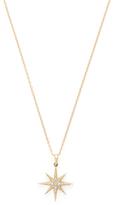 Mizuki 14K Yellow Gold & 0.10 Total Ct. Diamond Icicle Pendant Necklace