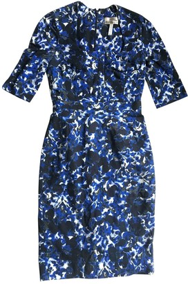 Erdem Blue Cotton - elasthane Dresses
