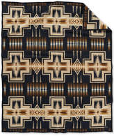 Pendleton Harding Oxford Reversible Robe Twin Blanket