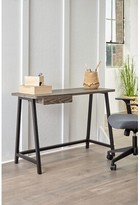Cromartie Desk with Drawer Williston Forge