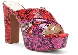 Jessica Simpson Cylie Platform Sandal
