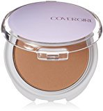 Cover Girl Advanced Radiance Age-Defying Pressed Powder, Natural Beige [120], 0.39 oz (Pack of 3)