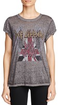 Signorelli Def Leppard Graphic Tee