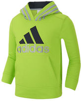 adidas Boys 2-7 Classic Hooded Pullover