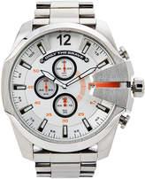 Diesel DZ4328 Silver-Tone Watch