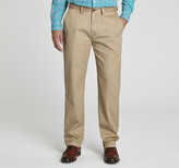 Johnston & Murphy Regular Fit Garment Washed Chino