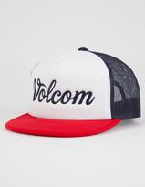 Volcom Mack And Cheese Boys Trucker Hat