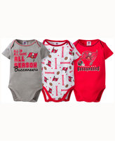 Gerber Babies' Tampa Bay Buccaneers 3 Piece Creeper Set