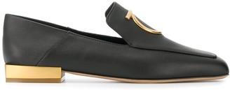 Salvatore Ferragamo Gancio loafers