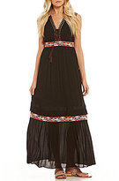 Chelsea & Violet Maxi Tiered Dress