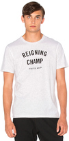 Reigning Champ Gym Logo S/S Tee