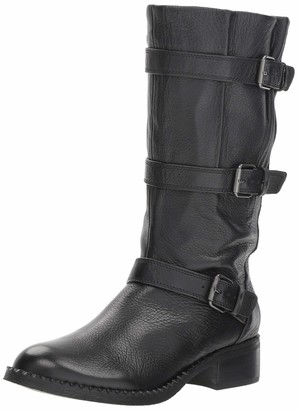 Gentle Souls by Kenneth Cole Women's Best 3 Buckle Mid-Calf Boot Boot