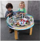 Cars KIDKRAFT Disney•Pixar 3 Florida 55+ Piece Wooden Track Set With Accessories And Table
