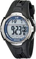 Timex Men's 1440 T5K680 Rubber Quartz Watch