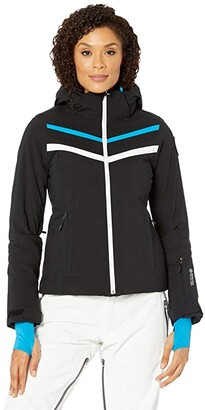 Spyder Captivate GTX Infinium Jacket (Black) Women's Coat