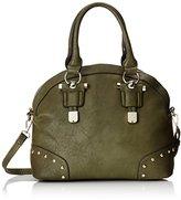 MG Collection Camilla Satchel Shoulder Bag