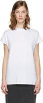 Won Hundred White Cotton Proof T-shirt