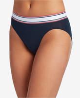 Jockey Retro Stripe Hi-Cut Panty 2254, First at Macy's