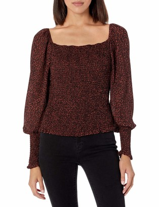 Cupcakes And Cashmere Women's Liv Top Woven
