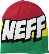 Neff Men's Cartoon Beanie