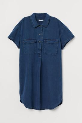H&M Lyocell-blend tunic