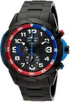 Burgmeister Men's BM702-622 Havana Chronograph Watch