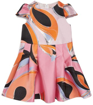 Emilio Pucci Junior Heliconia Dress