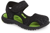 Teva Infant Girl's 'Tidepool' Water Sandal Sandal