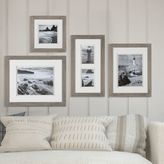 Real Simple® Gallery 4-Piece Frame Set in Grey Wash