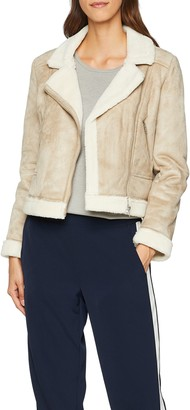 Great Plains Women's Faux Shearling Jacket