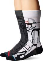 Stance Men's Disturbance Star Wars Crew Sock