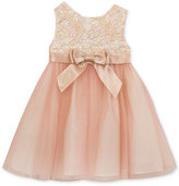 Rare Editions Floral-Lace & Tulle Dress, Baby Girls (0-24 months)