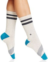 Stance Cross Hatch Crew Socks