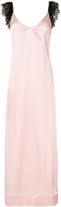 macgraw Opium slip dress