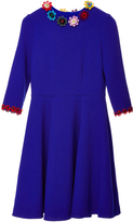Mary Katrantzou Cooper Embroidered Dress