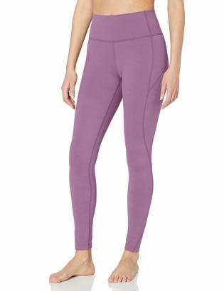 "Core 10 Amazon Brand Women's Plus Size Nearly Naked Yoga High Waist Full-Length Legging-28"""